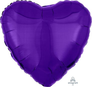 18:Metellic Purple Heart
