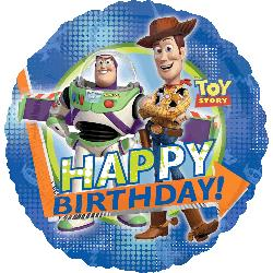 9:Toy Story Group Birthday