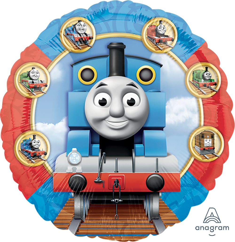 18:Thomas and Friends(NON- PKT)