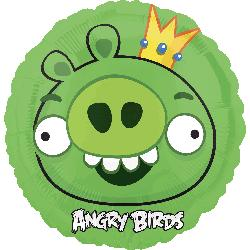 18:Angry Birds King Pig
