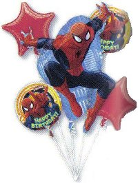 BOU:Ultimate Spiderman Birthday