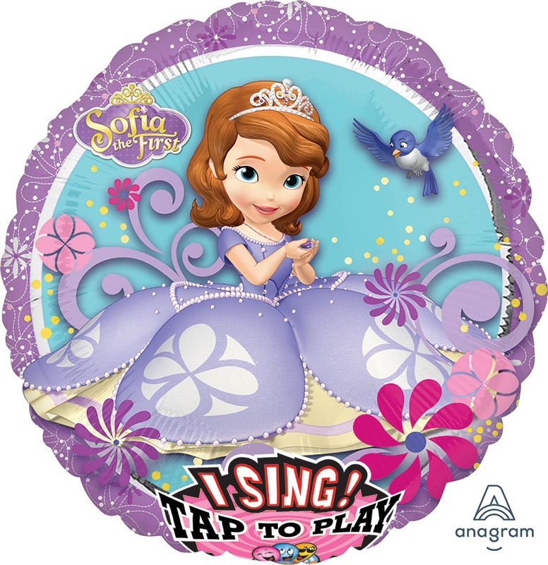 SATB:Sofia The First