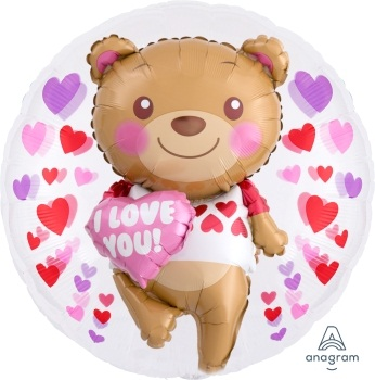 JUM:Insider Love You Bear