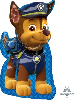 SS:Paw Patrol Chase