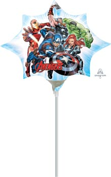 14:Avengers Animated
