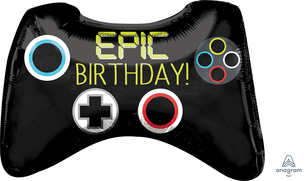 SS:Epic Birthday Party Game Controller