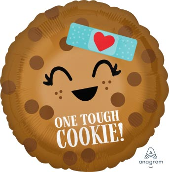 18:One Tough Cookie