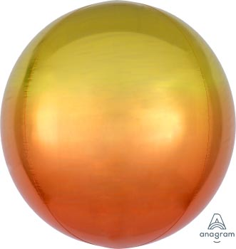 ORB:Ombre Yellow & Orange