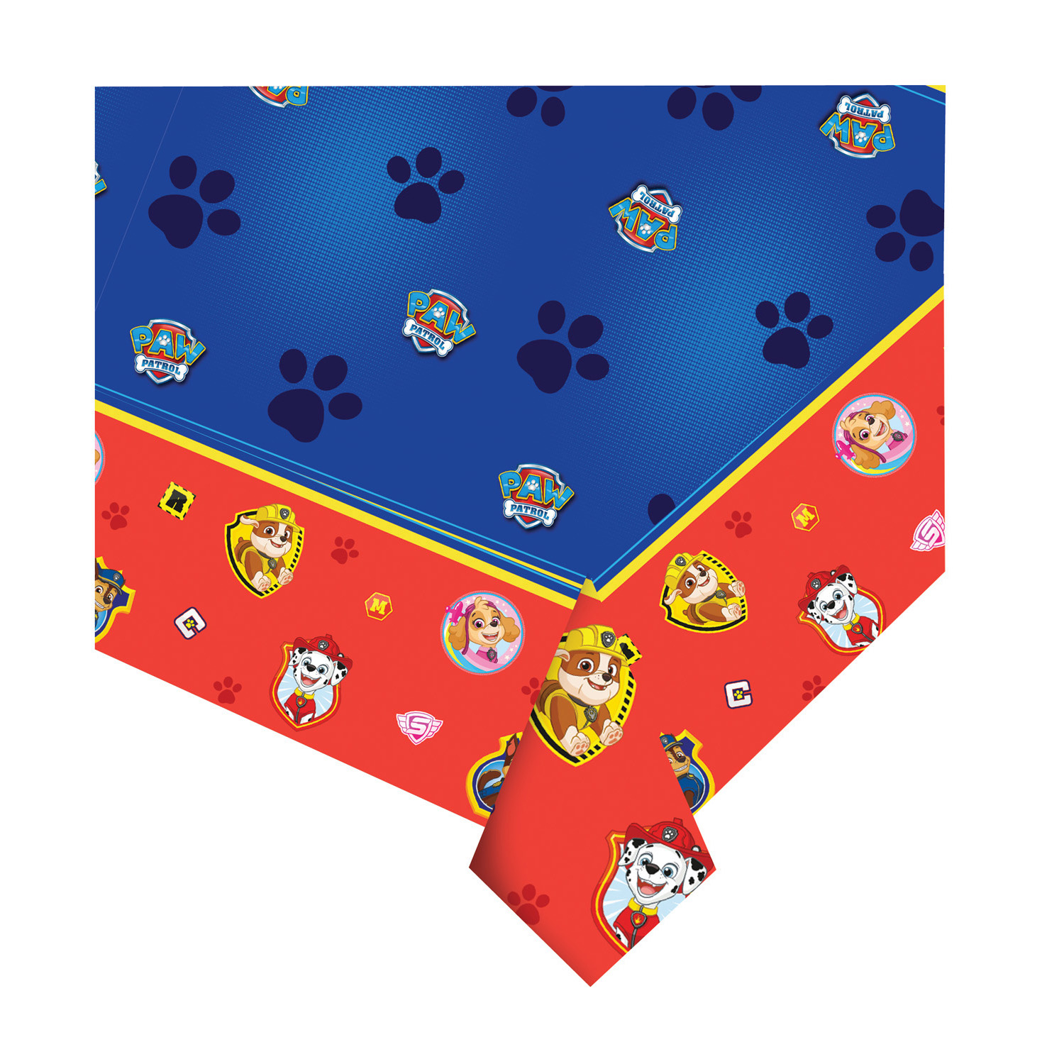 TC:Paw Patrol Plastic Tablecloth