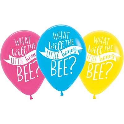RET:What Will It Bee Latex Balloons 6