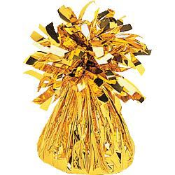 ACC:Balloon Weight Foil : Gold